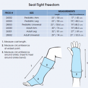 Seal-Tight-Freedom-Measurement-Guide